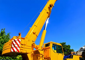 High Risk Work Crane operator Licence training based in
